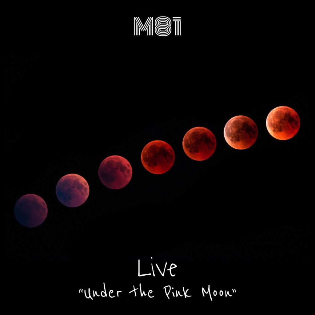 M81 Live Under The Pink Moon
